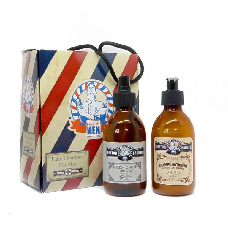 KIT ANTICAIDA DOCTOR BARBER